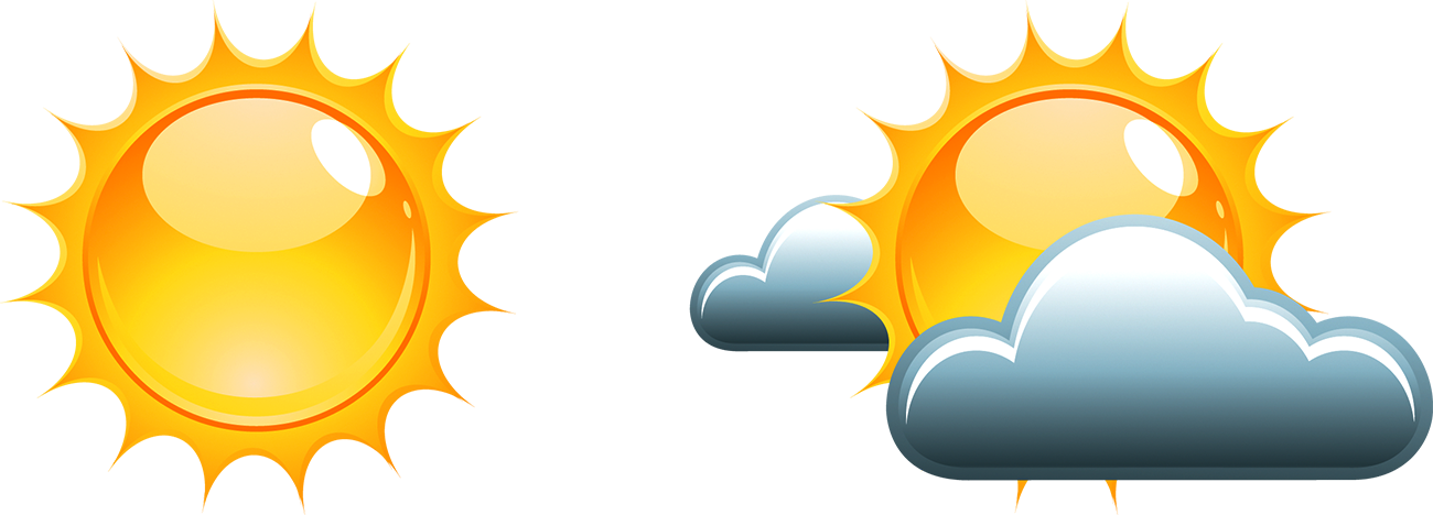 clipart free Partly sunny clipart. Weather forecasting clip art