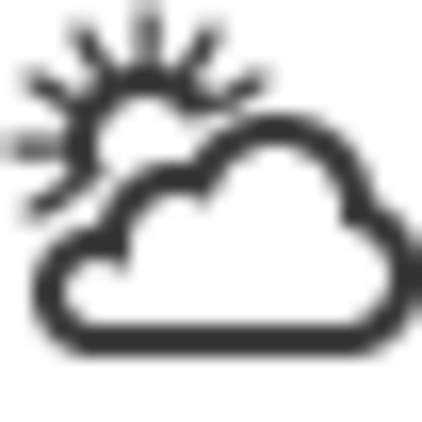 vector black and white Partly cloudy clipart black and white. Day free images at