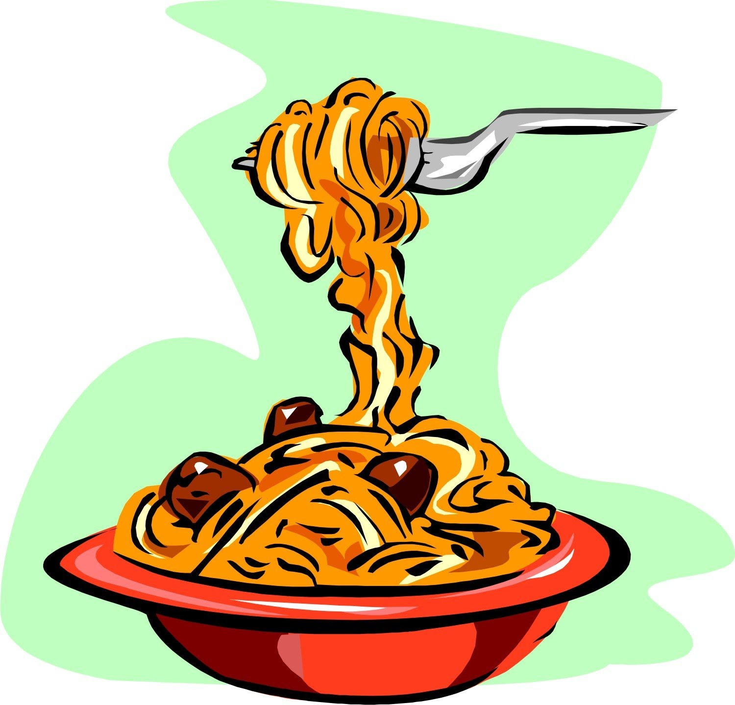 picture transparent stock Pasta clipart. Spaghetti the cliparts databases.