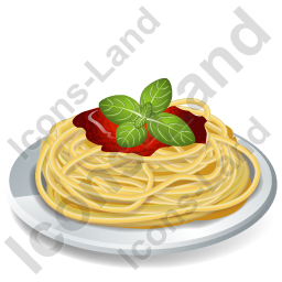 jpg transparent download Dish Pasta Spaghetti Icon