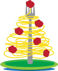 clip free library Spaghetti Tree Clip Art at Clker