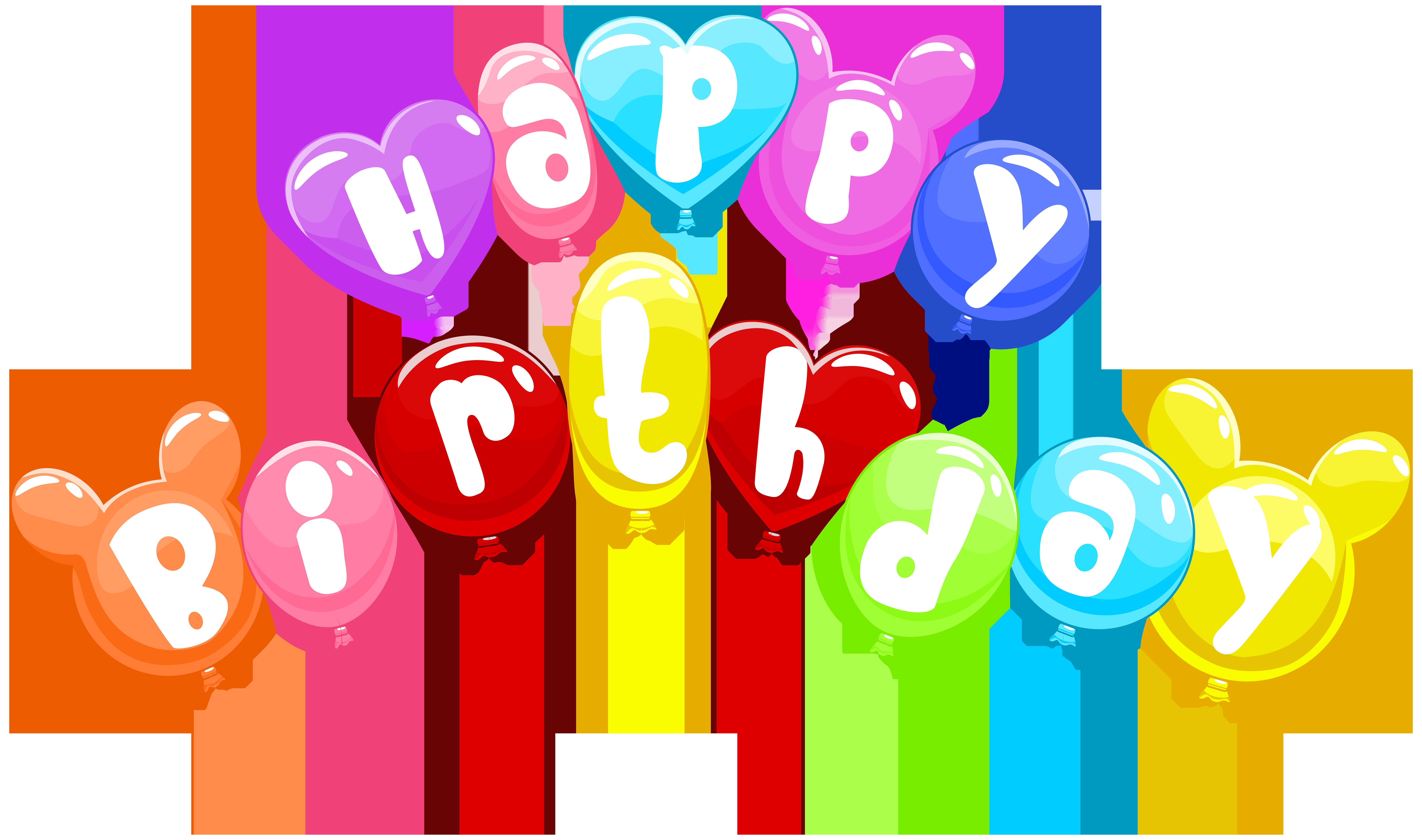 clipart library download Vector balloon happy birthday. Ballon clipart pretty frames