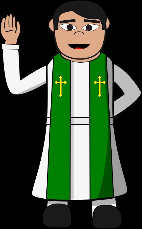 image free download Medium image png . Pastor clipart.