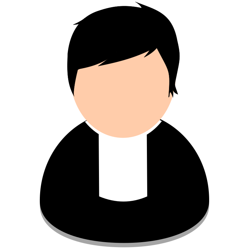 picture free download Pastor clipart. Avatar medium image png.