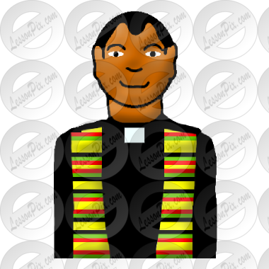 png library library Pastor clipart. Picture for classroom therapy.