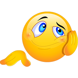 clip art free library Patiently Waiting Emoticon