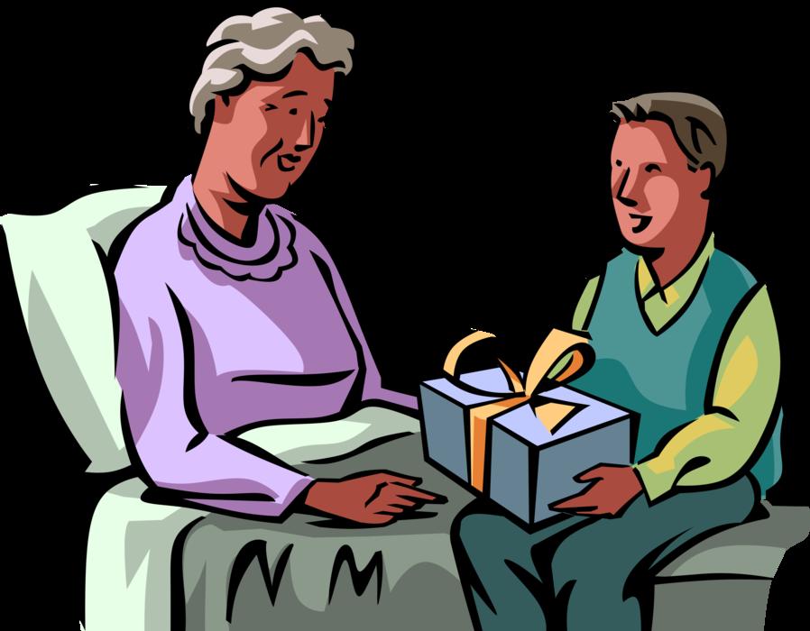 png stock Patient clipart bedridden. Hospitalized elderly senior citizen