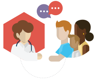 svg royalty free library Building a Patient Experience Program