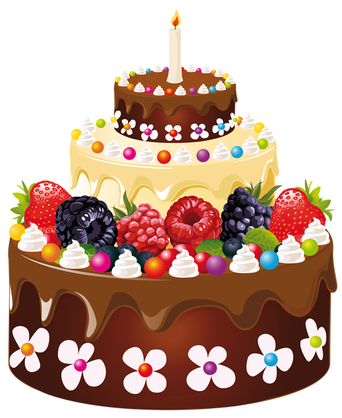 jpg black and white Desserts clipart homemade cake. Birthday with candle png.