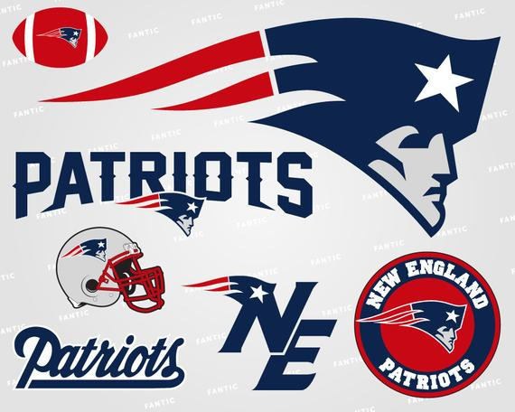 svg transparent Patriots clipart. Svg new england football.