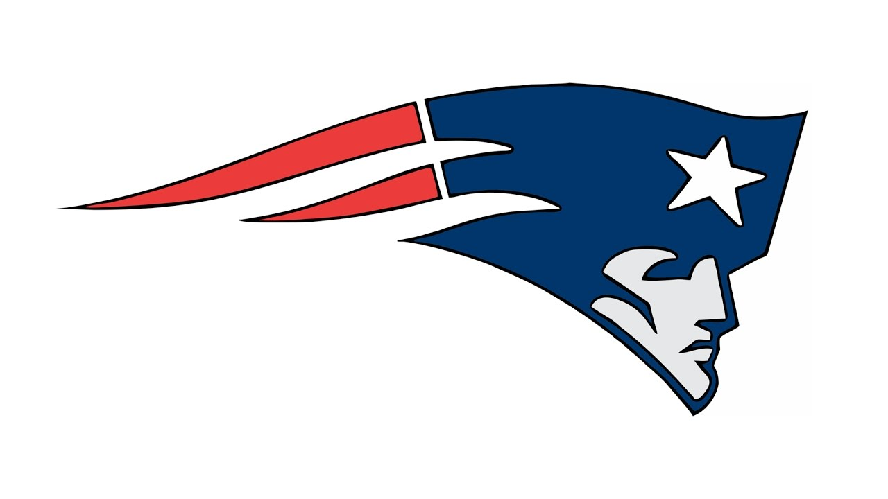 clipart freeuse download How to draw the. Patriots drawing