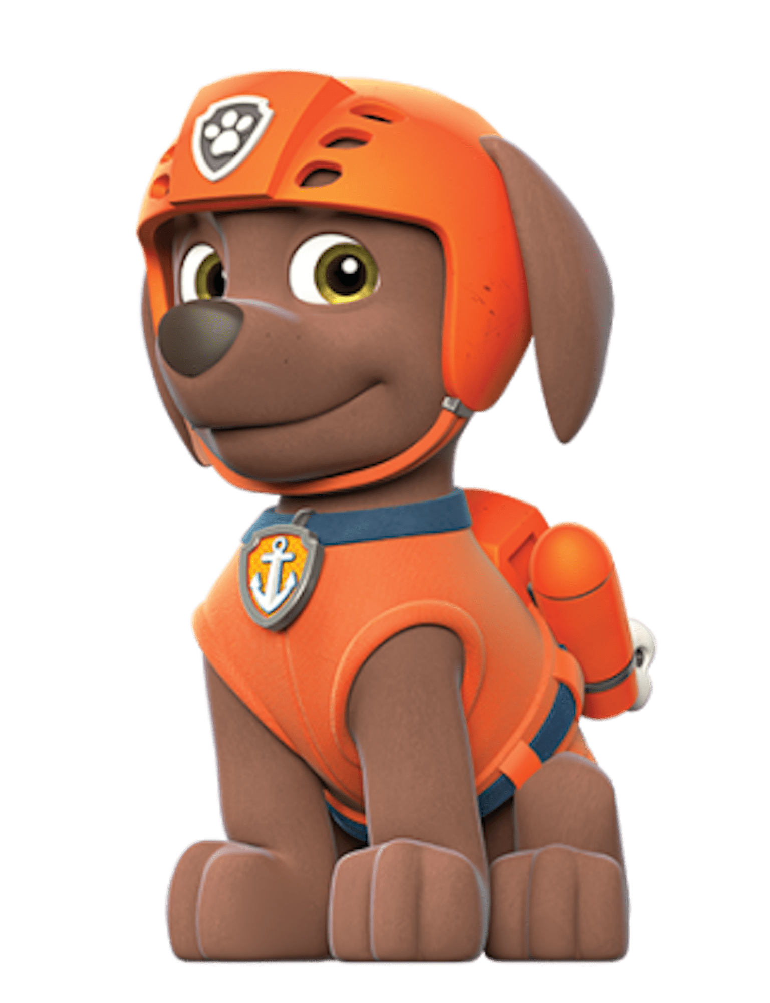 graphic transparent stock Zuma is ready paw. Patrol clipart
