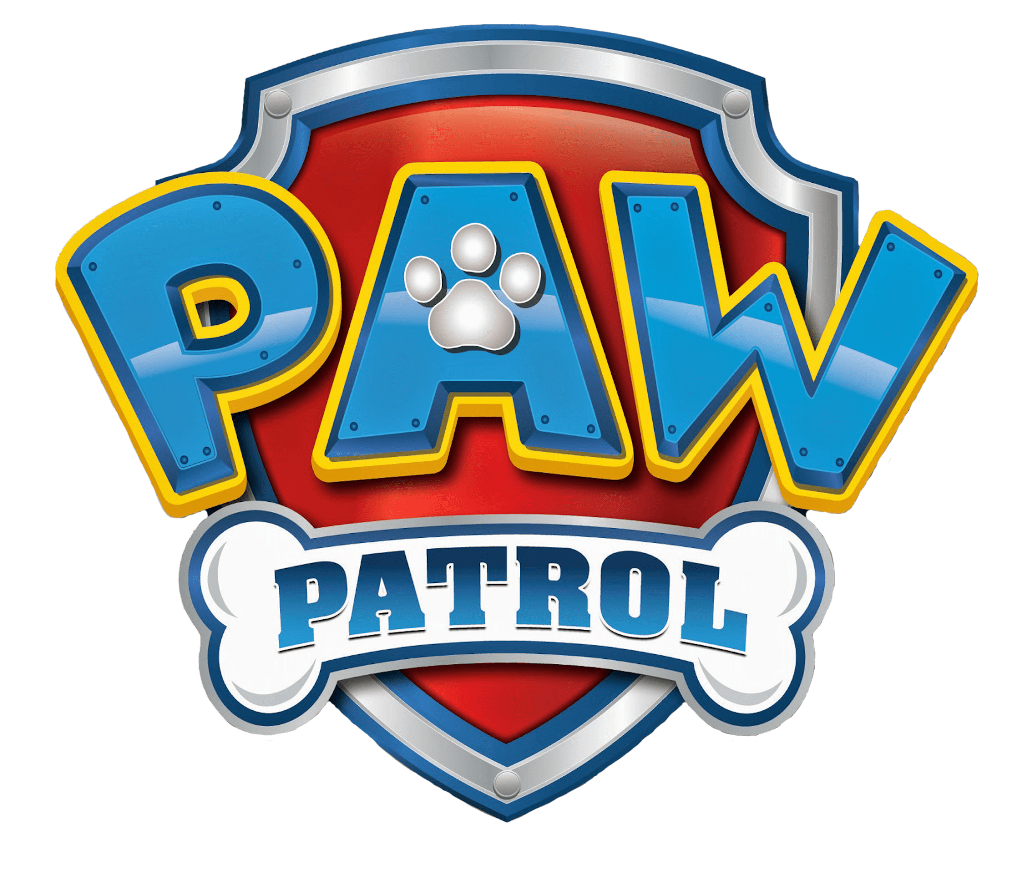 banner freeuse library Pawpatrol Logo Png Clipart Paw Patrol Clipart Png