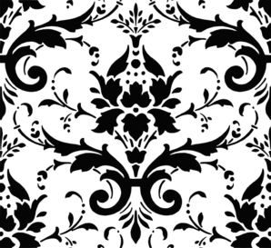jpg transparent Damask Pattern Clipart