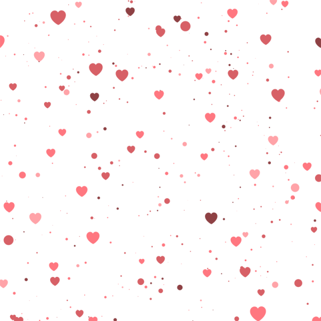 graphic transparent library Pink Heart Background Vector PNG