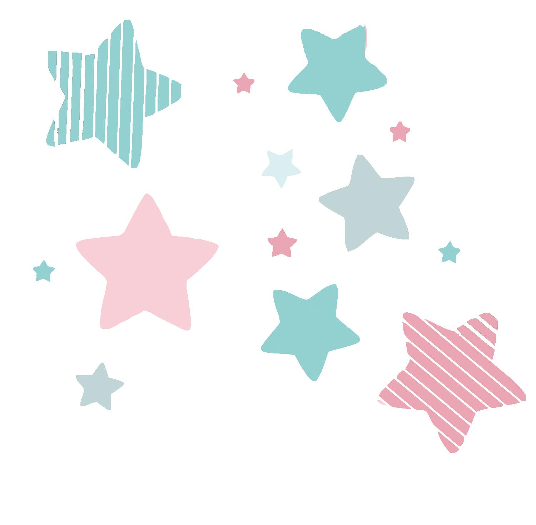 vector free stock Vector cartoon little star