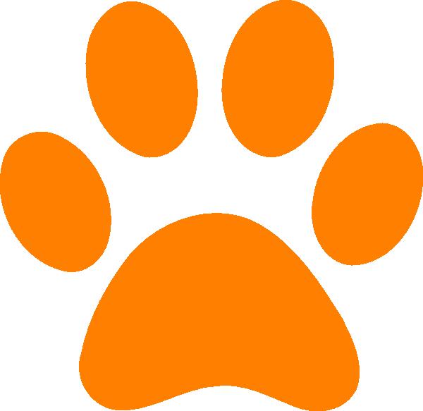 banner royalty free Dog Paw Print Clip Art Free Download