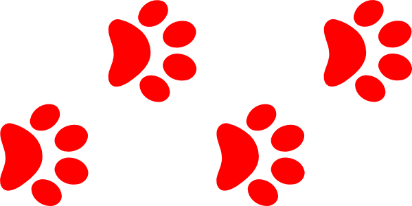 svg library stock Image of Dog Paw Clipart