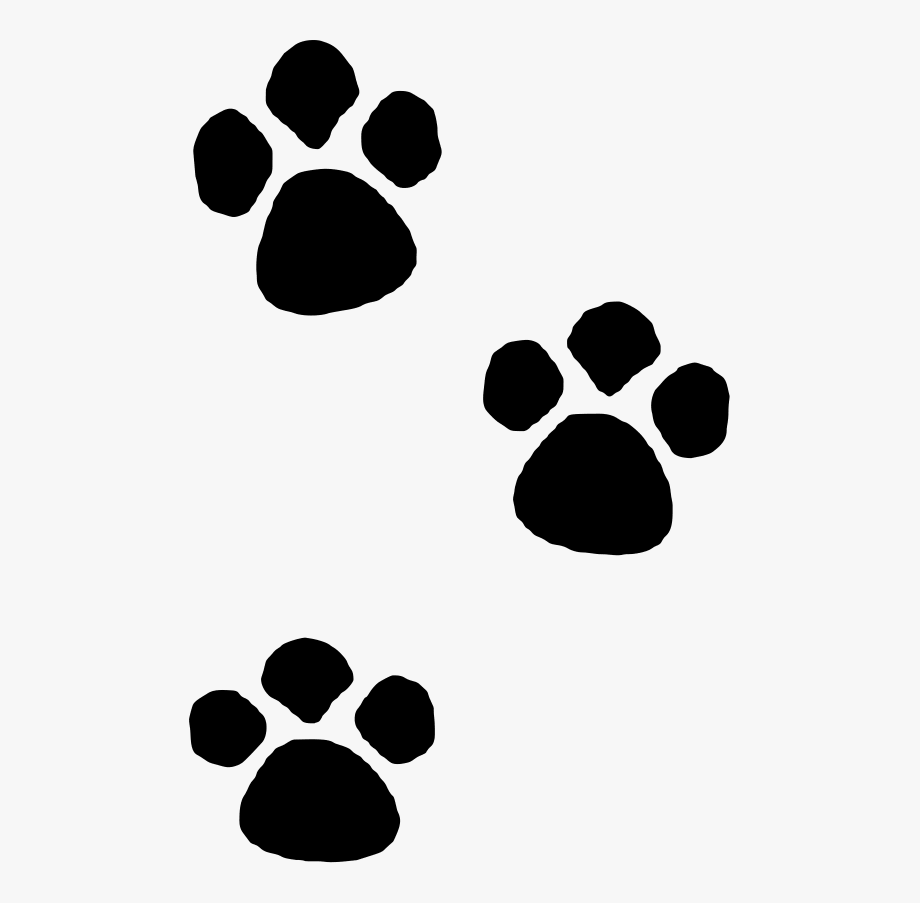 clipart stock Dog paws drawing cliparts. Pawprint clipart cute