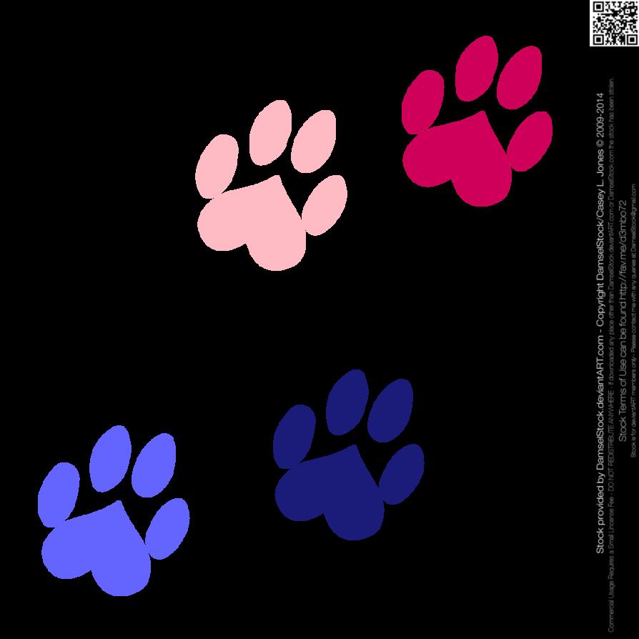 image download Dog paw print Clipart png transparent