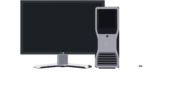 clip freeuse stock Pc clipart. Desktop clip art at