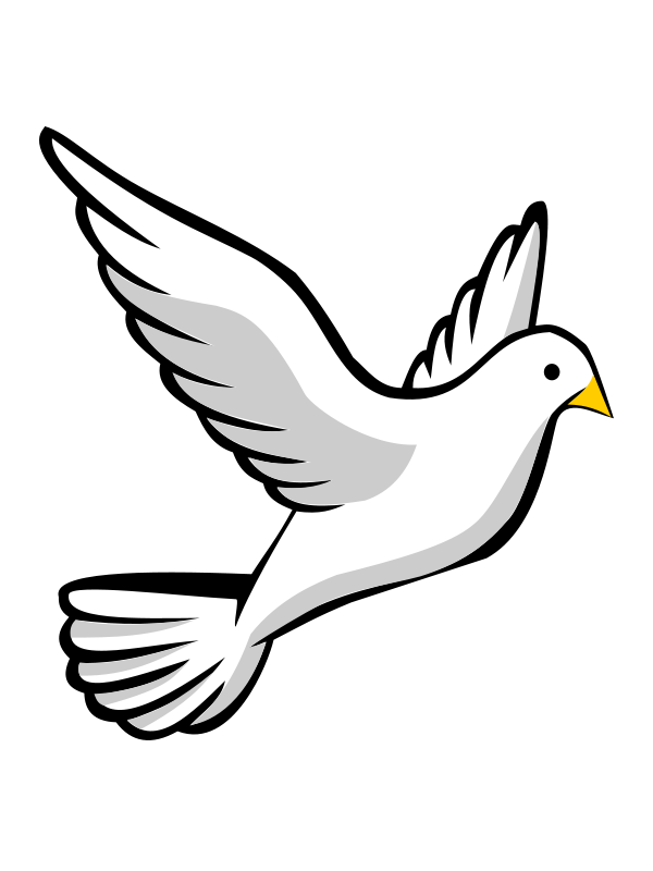 svg freeuse download Dove Peace Png Dove peace bla