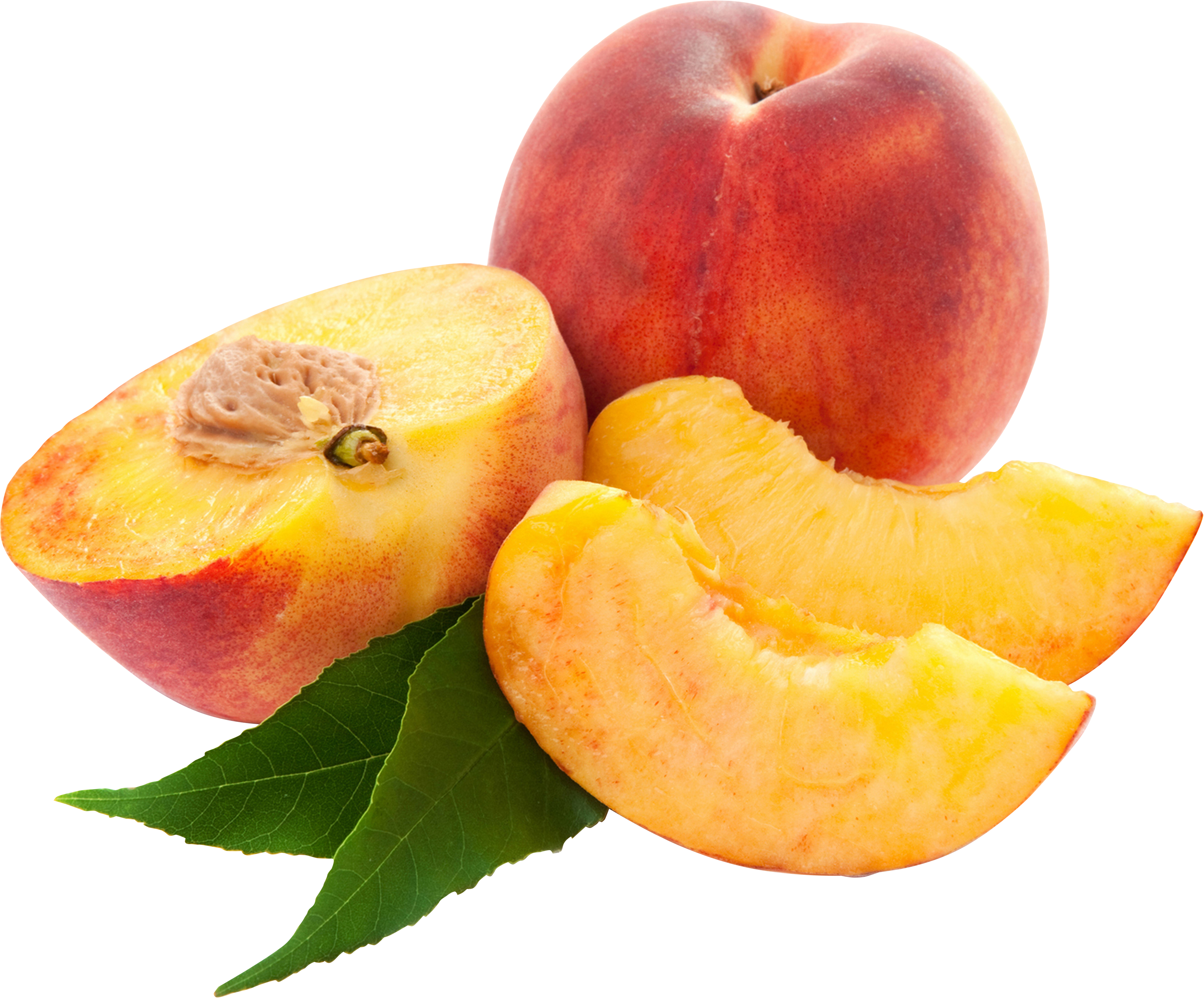 clip freeuse Peach PNG image