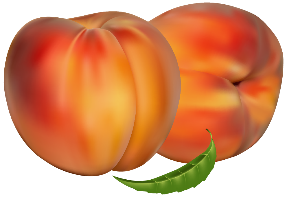 clip art library download Png best web. Peaches clipart.