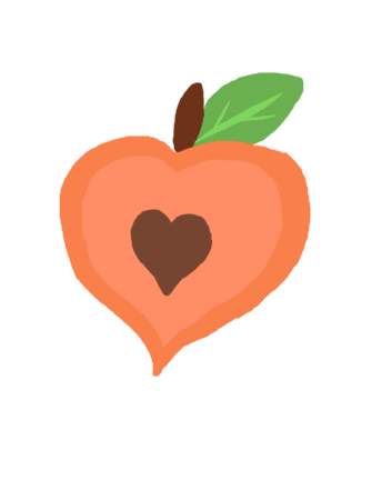 graphic royalty free PeachCobbler Cutie MArk