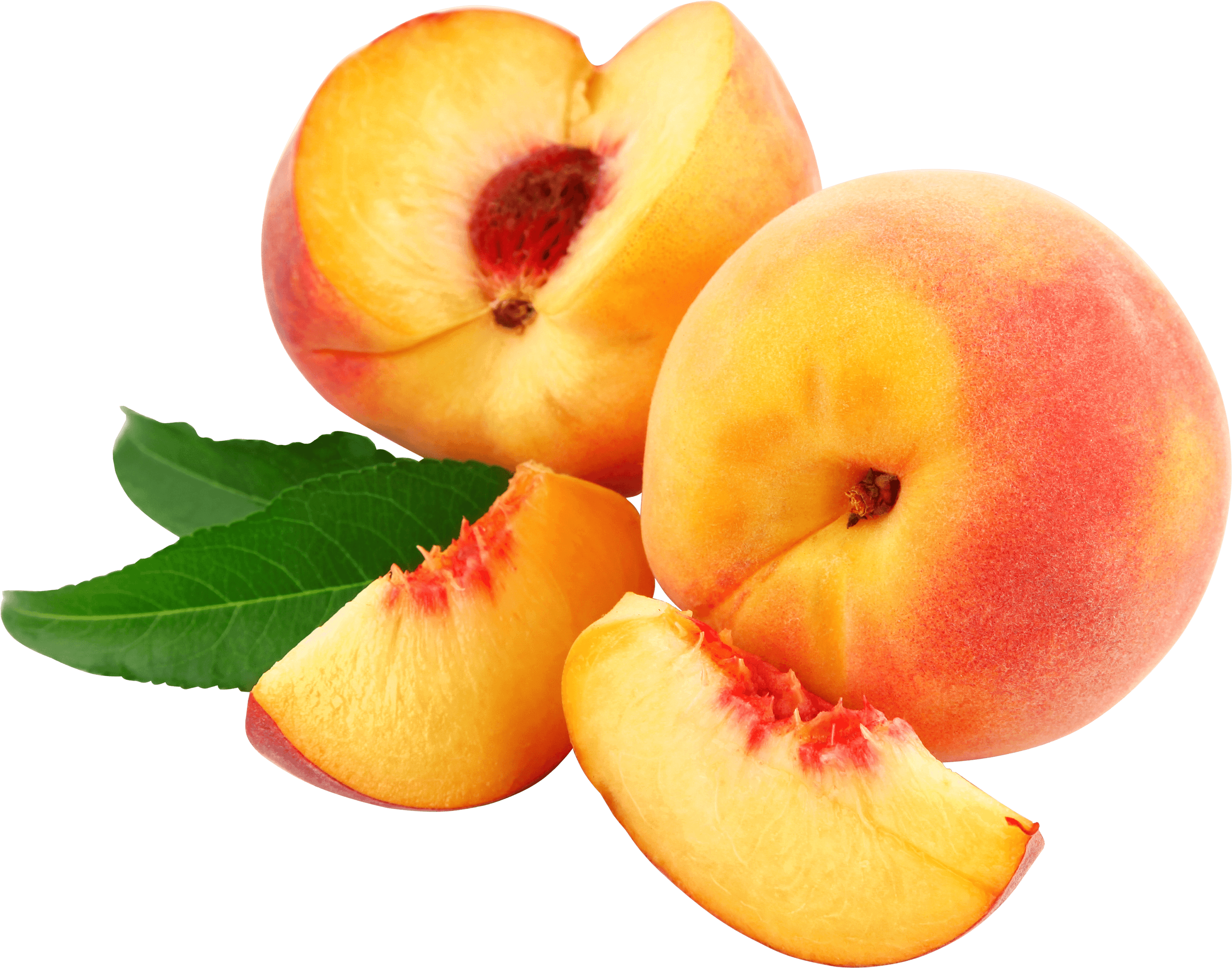 image royalty free download Transparent peach. Scene of peaches png
