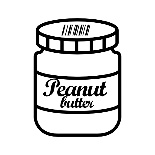 clipart transparent stock Peanut Butter Drawing at GetDrawings