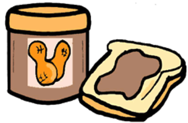 picture royalty free library peanut butter clipart #60286980