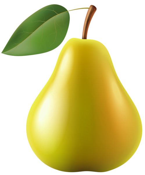 png free library Transparent png clip art. Pear clipart