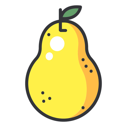 jpg royalty free download Pear color icon