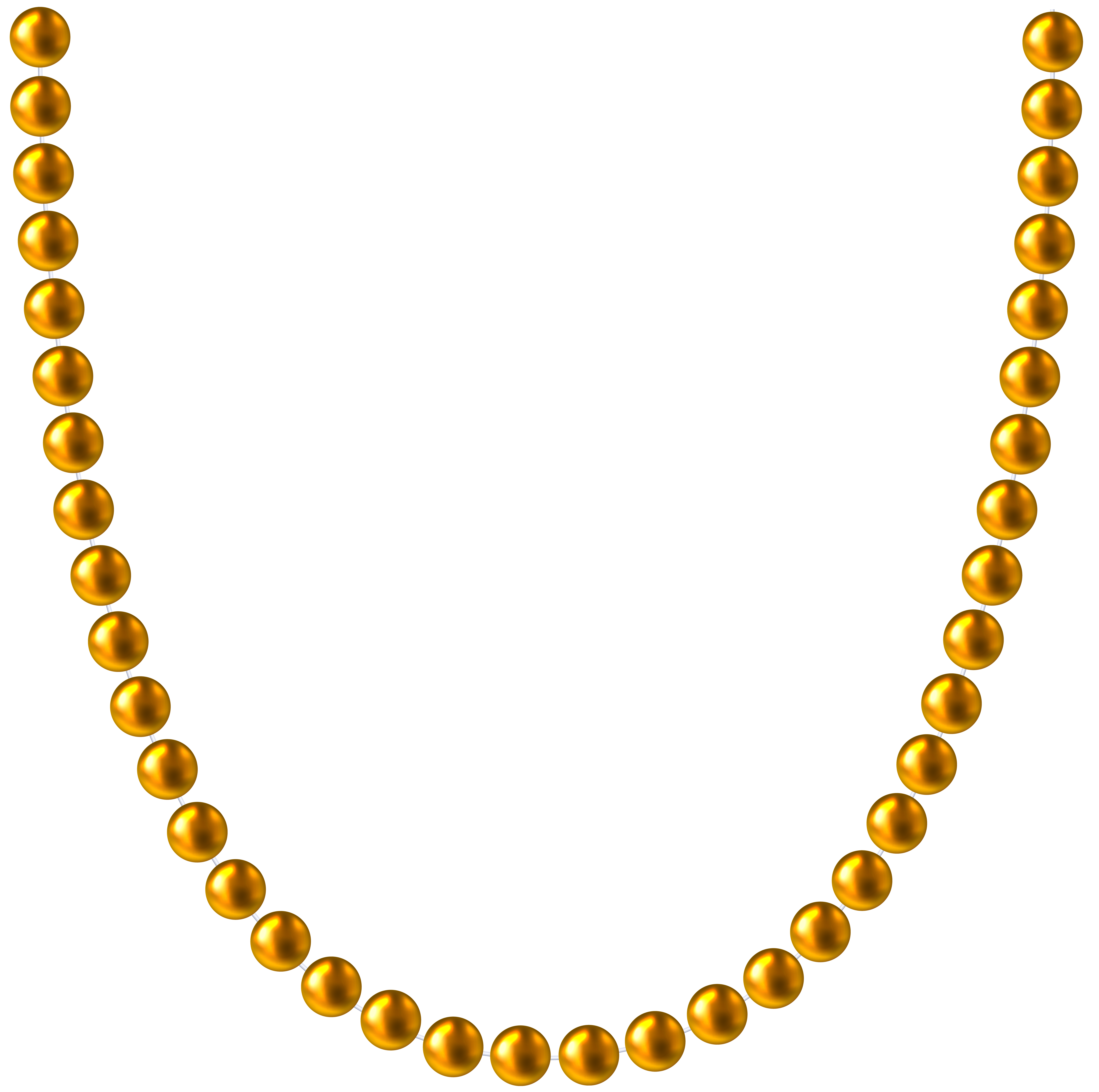 clipart free library Pearl clipart. Bling necklace free on