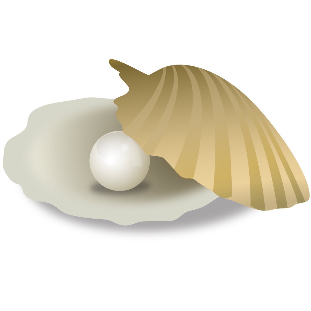 png free stock Free cliparts download clip. Pearl clipart
