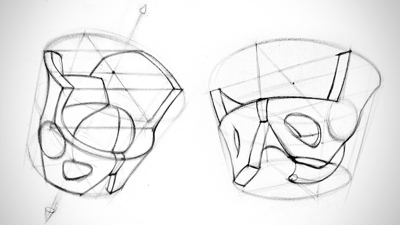 jpg royalty free download Pelvis drawing. How to draw the