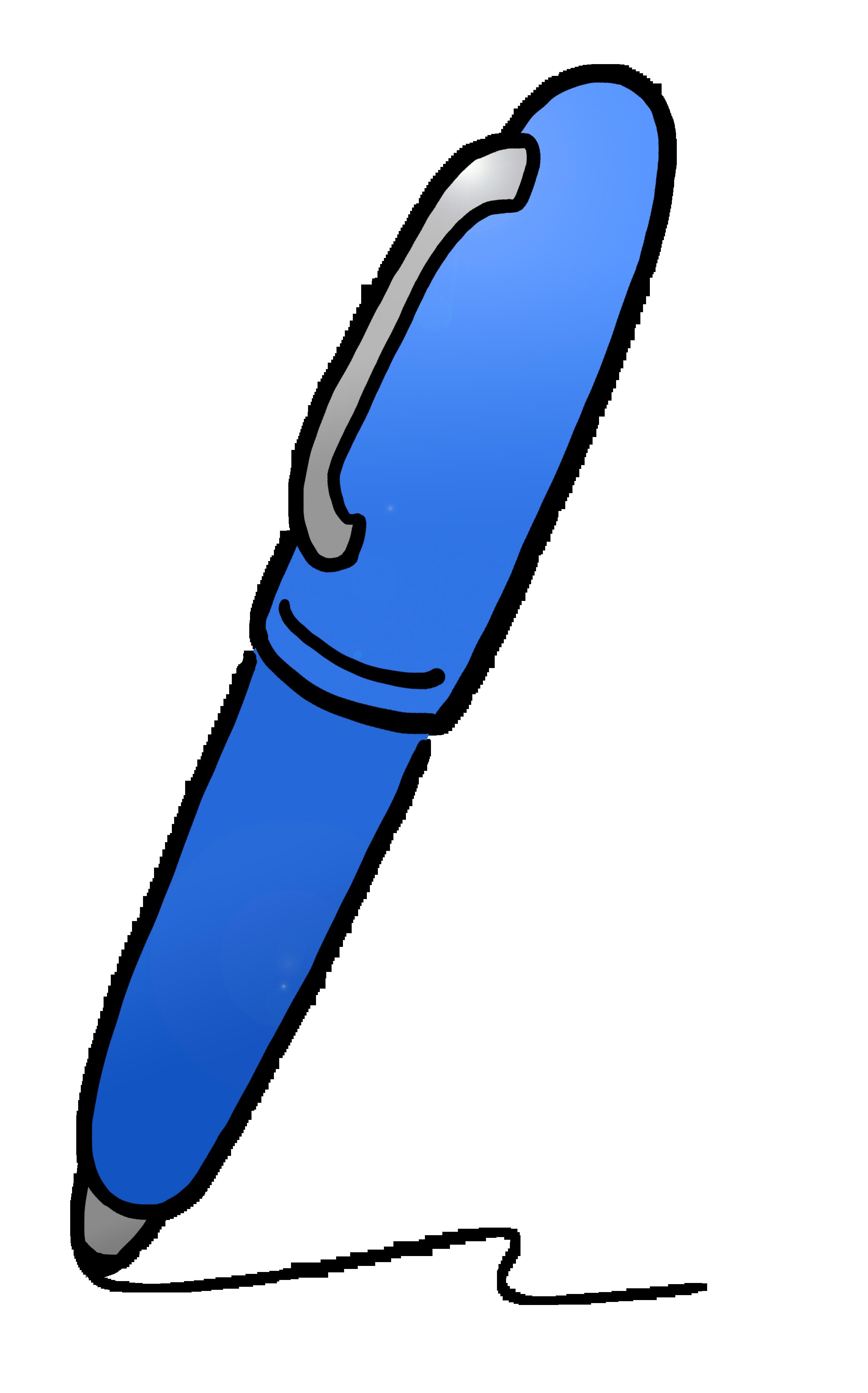 banner stock Top clip art free. Writer clipart pen.