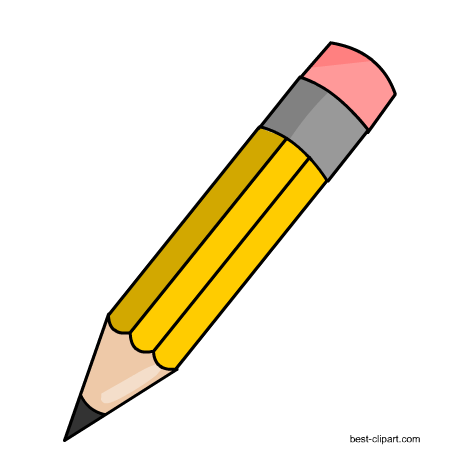 graphic library download Free clip art . Pencil clipart
