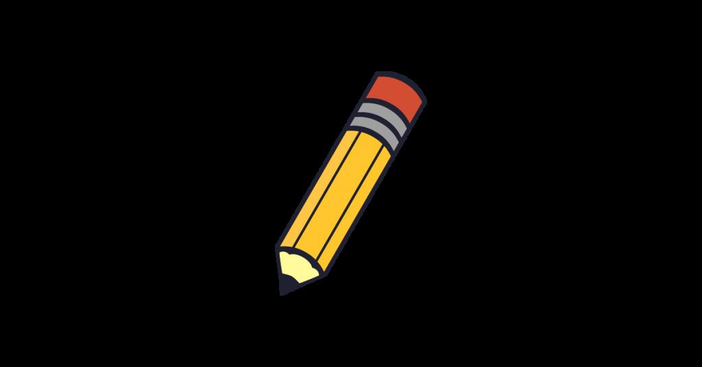 picture transparent Clip art free images. Pencil clipart