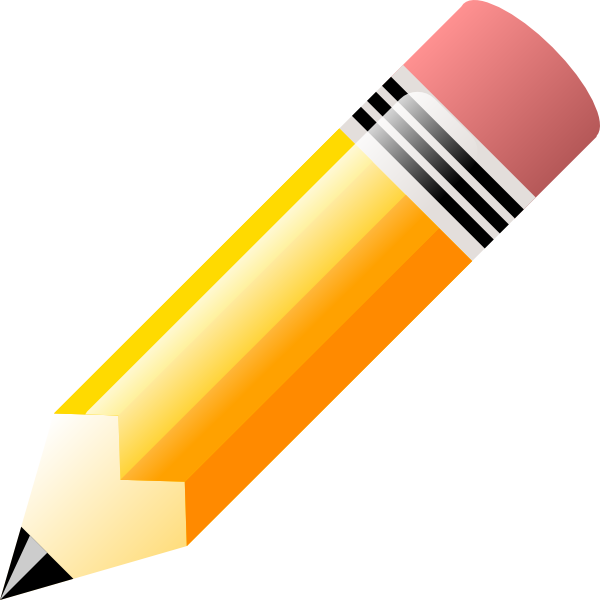 clip library library Writer clipart pencil. Clip art at clker