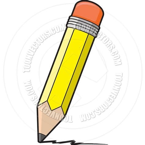 vector free stock Pen cartoon and in. Pencil writing clipart