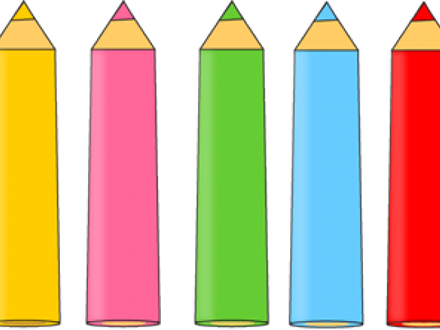 graphic library library Colored cliparts free download. Pencils clipart.