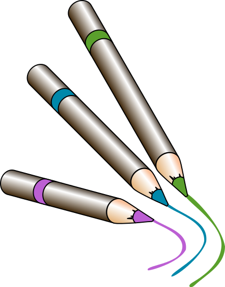 clip art freeuse download Pencils clipart. Image of colored pencil.