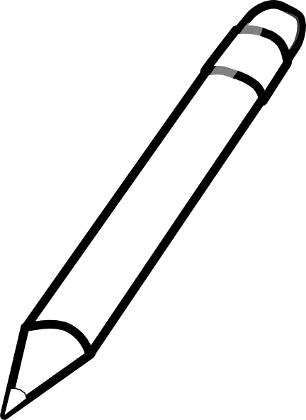 clipart free Pen Clipart Black And White