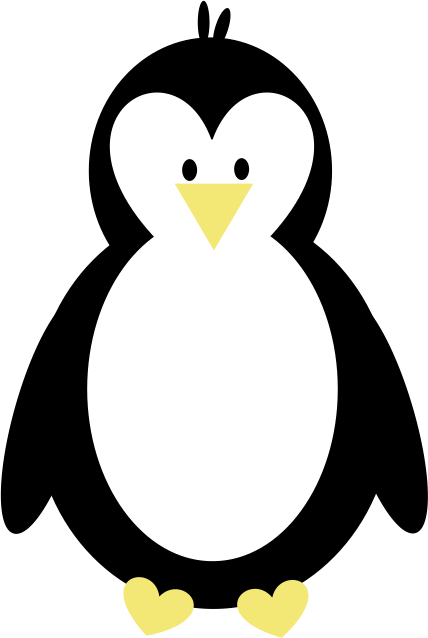 graphic freeuse download Penguin clipart. Free small cliparts download.