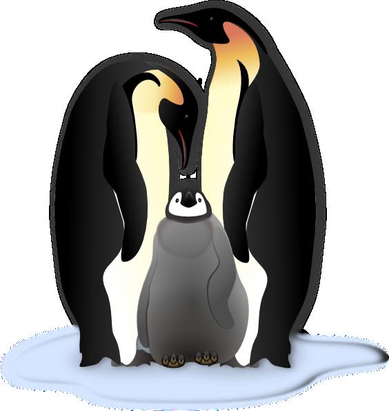 image stock penquin clip art