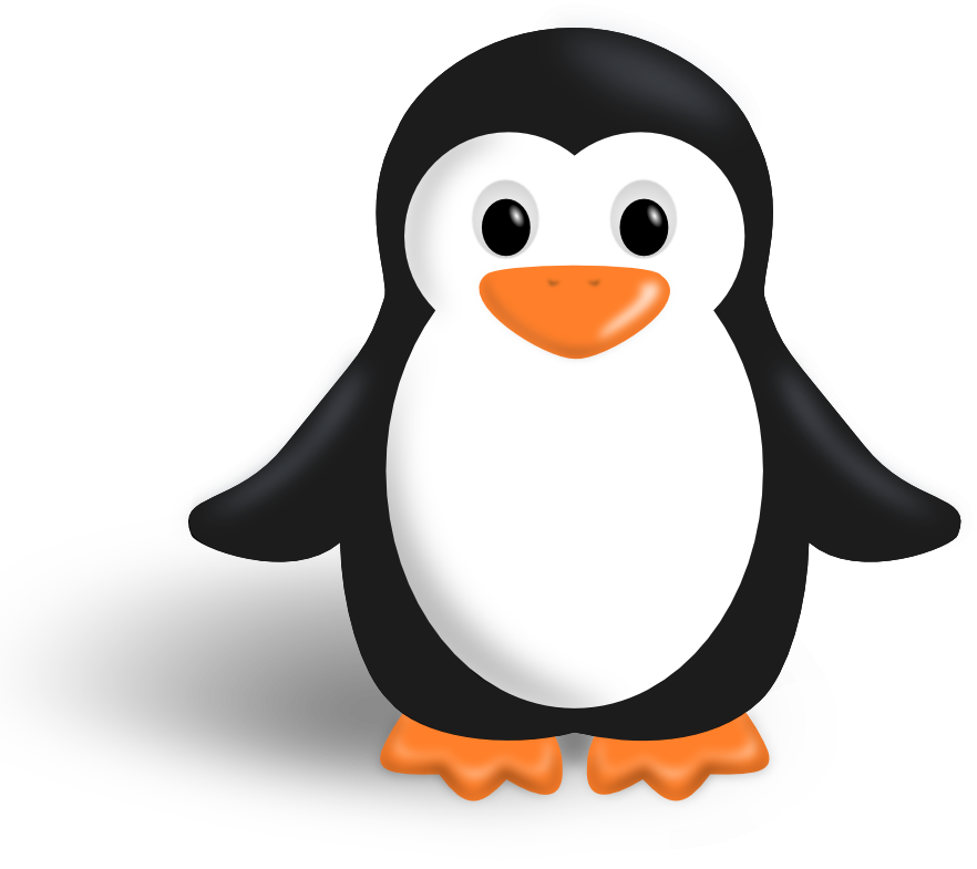 clipart free Yes clipart cute. Free penguin clipartfest sarkvid