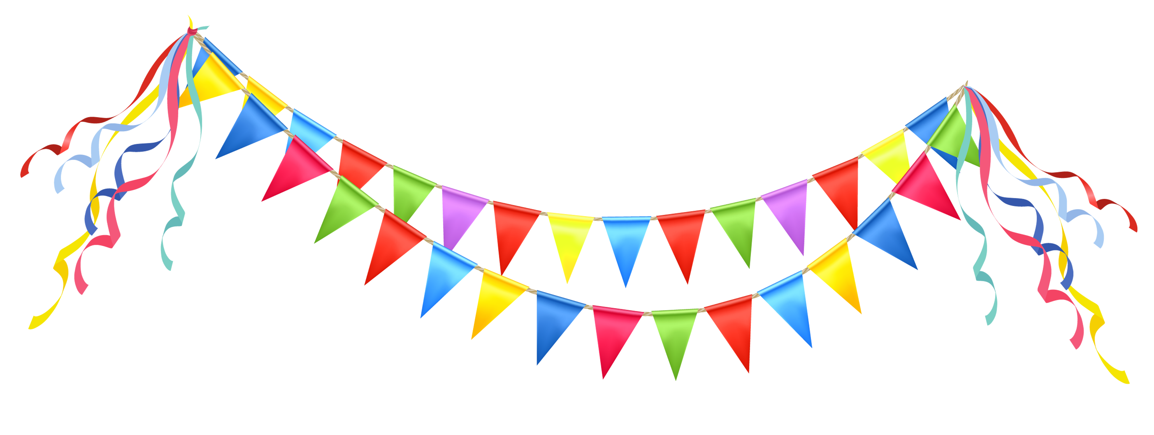svg royalty free Parties clipart free download. Pennant vector