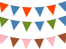 clip black and white stock free pennant clipart pennant banner clip art rainbow bunting clipart